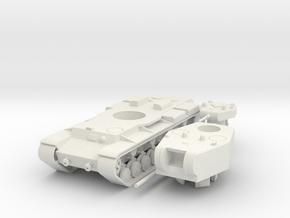 1/100 KV-4 (WoT Variant) in White Natural Versatile Plastic