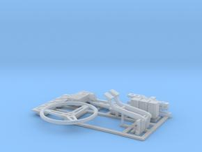 1/16 Stock Car Interior Kit in Smooth Fine Detail Plastic