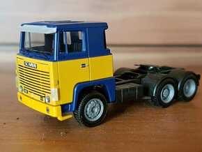 02 115 Windleitecken Scania 111/141 in Smoothest Fine Detail Plastic