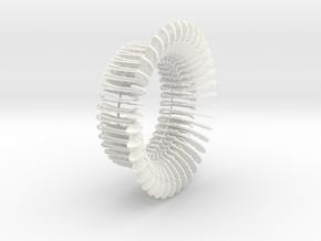 Wonderful stories badges - 40 pack in White Processed Versatile Plastic