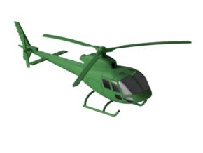 008C EC.350 Ecureuil 1/144 in Smooth Fine Detail Plastic