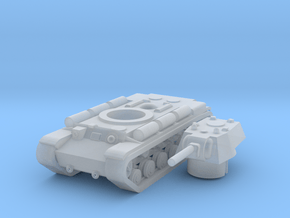 1/285 KV-6 in Smooth Fine Detail Plastic: Small