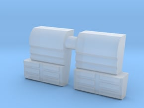 Matchbox ML320 Boxes in Smooth Fine Detail Plastic