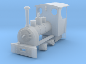 Deptford Waril class Adapted in Smooth Fine Detail Plastic: 1:43.5