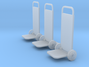 O Scale 2 Wheelers in Smooth Fine Detail Plastic