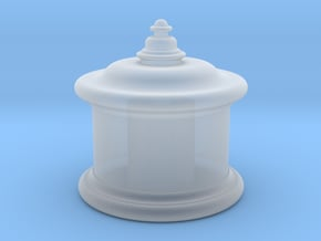 Ernest S Marsh - Sand Dome (G scale) in Smooth Fine Detail Plastic