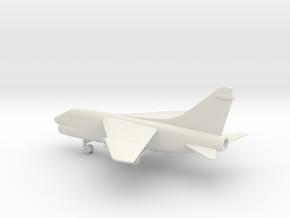 Vought LTV A-7E Corsair II in White Natural Versatile Plastic: 1:160 - N