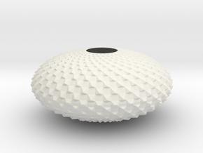 Bowl SPKS175 in White Natural Versatile Plastic