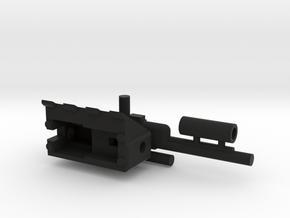 Titans Return Perceptor Head Storage & Rifle Set in Black Natural Versatile Plastic
