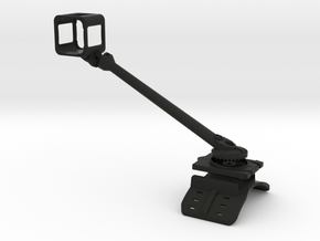 3rd Person System (GoPro Session Compatible) in Black Natural Versatile Plastic
