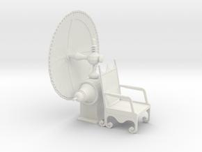 Time machine - 1 of 3 in White Natural Versatile Plastic