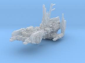 Perneb Strike Cruiser in Smooth Fine Detail Plastic