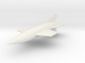 (1:144) A4b mit Trapezflügel  in White Natural Versatile Plastic