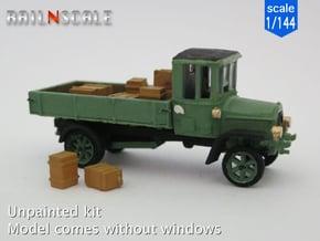 Daimler DR4 1/2 Marienfelde (1/144) in Smooth Fine Detail Plastic