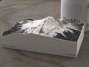 Mt. Elbrus, Russia, 1:100000 Explorer in Full Color Sandstone