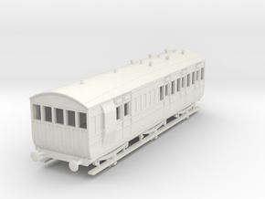 o-76-ger-d533-6w-brake-third-coach in White Natural Versatile Plastic