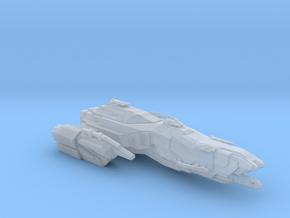Gun Cutter Chimaera Class in Smooth Fine Detail Plastic