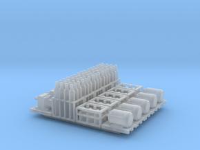 5x4 Ladegut in Smoothest Fine Detail Plastic