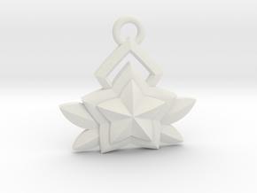 Star Guardian - Janna (Charm) in White Natural Versatile Plastic