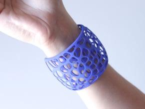 Bra[cell]et - size S in Blue Processed Versatile Plastic