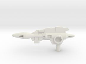 Amazon Exclusive Titans Return Repugnus G1 Blaster in White Natural Versatile Plastic