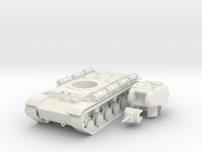 1/100 KV-8S in White Natural Versatile Plastic