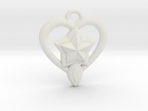 Star Guardian - Lulu (Charm) in White Natural Versatile Plastic