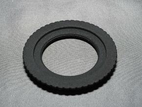 M37-K Mount Adapter in Black Natural Versatile Plastic
