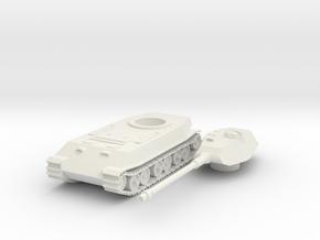 VK 4502 (P) scale 1/87 in White Natural Versatile Plastic