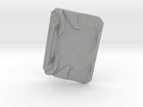 Rollease Clutch Cover A1 in Aluminum