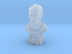 Archimedes9 in Smooth Fine Detail Plastic