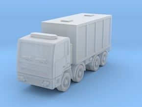EuroTruck v1 Box 4axle in Smoothest Fine Detail Plastic: 1:200