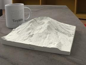 8'' Mt. St. Helens, Washington, USA, Sandstone in Natural Sandstone