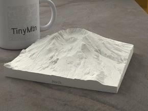 6'' Mt. St. Helens, Washington, USA, Sandstone in Natural Sandstone