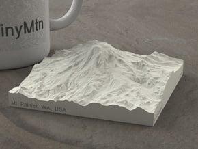 4'' Mt. Rainier, Washington, USA, Sandstone in Natural Sandstone