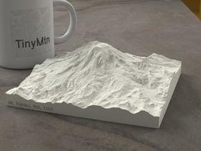 6'' Mt. Rainier, Washington, USA, Sandstone in Natural Sandstone