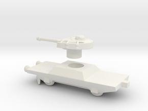 Panzerzüge  panzerjagerwagon armored train ho in White Natural Versatile Plastic