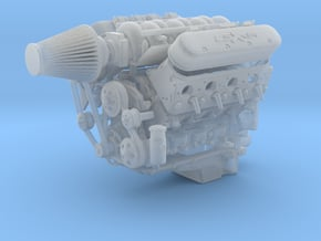 LS3/LSX 1/25 w/FAST complete in Smooth Fine Detail Plastic