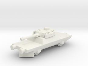 Panzerzüge panzerjagerwagon armored train 1/144 in White Natural Versatile Plastic