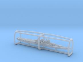IJN CA Mogami [1944] (aircraft cruiser) in Smooth Fine Detail Plastic: 1:4800