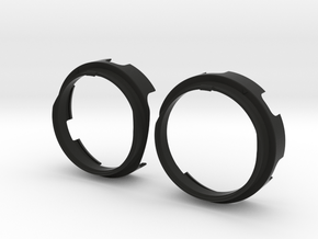 Windows Mixed Reality Lens Adapter (older), Diopte in Black Natural Versatile Plastic