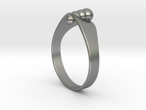 Architectural Nature in Natural Silver