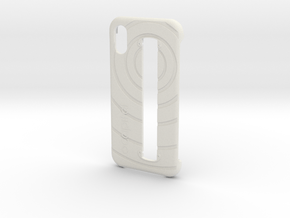 iPhone XCase for Structure Sensor in White Natural Versatile Plastic