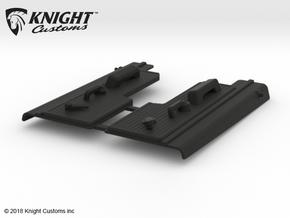 CT10014 C10 doors in Black Natural Versatile Plastic