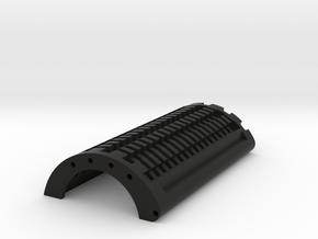 p1.24 chassis door in Black Natural Versatile Plastic