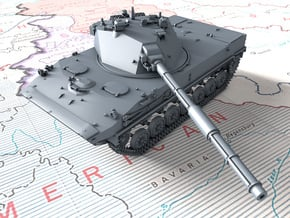 1/144 Russian 2S25 Sprut-SD Tank Destroyer in Smooth Fine Detail Plastic