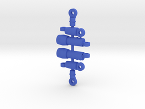 Centaurus Arms in Blue Processed Versatile Plastic