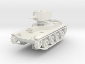 T-29 1:100 in White Natural Versatile Plastic