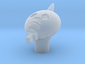 Toriac Head in Smooth Fine Detail Plastic