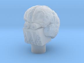 Aloros Head in Smooth Fine Detail Plastic